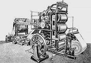 Типография. Развитие печатного дела в XIX веке