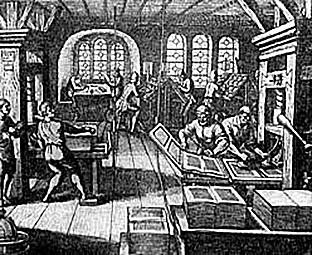 Почему типография явилась могущественным средством развития общества